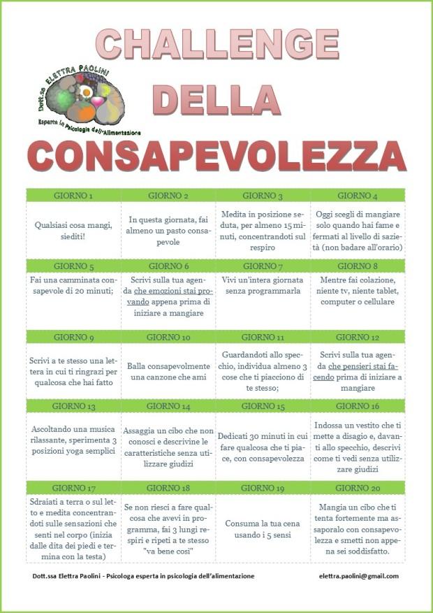 challenge-della-consapevolezza-elettra-paolini-psicologa